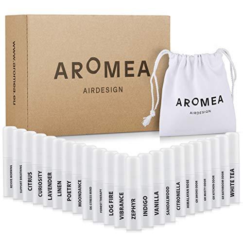 Aera Touch | Probierpaket aller Duftvarianten, für eine Entscheidung mit gutem Gefühl | Testen Sie die wahrscheinlich besten Düfte der Welt | Raumdüfte | Aromatherapie | Good Riddance