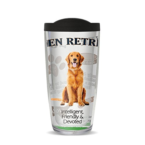 Covocup Golden Retriever Cup, 16 oz, Multicolor