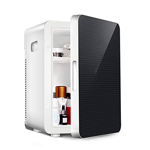 NYGJMNBX 20L Muto Mini Frigo verwarmingsbox voor thuis koelkast koelkast koelkast koelkast koelkast voor wijnglas geschikt voor auto of camper