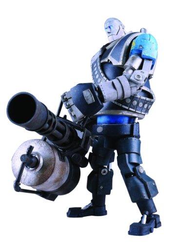 Three A Team Fortress 2: Blue Version Robot Heavy Figure