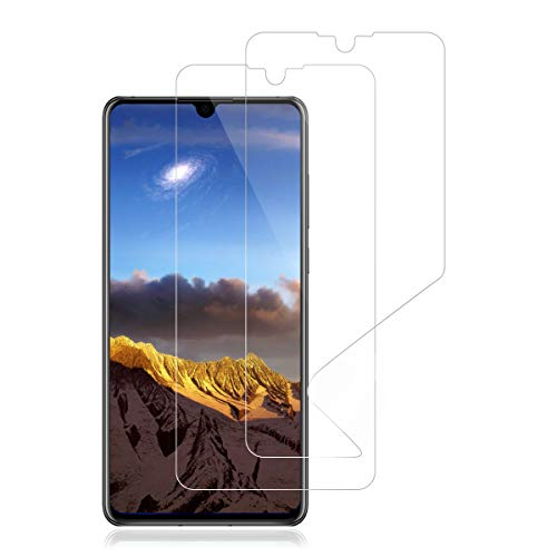Installation Facile Protection Verre Tremp/é pour Huawei P30 Lite Film Protection 9H Duret/é Protection D/écran FCLTech Verre Tremp/é P30 Lite 1 Pi/èces