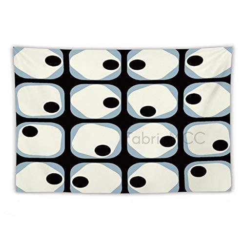 Tr674gs Tapiz para colgar en la pared, diseño de ojos malvados, decoración del hogar para sala de estar, dormitorio, decoración de dormitorio, 106 x 152 cm