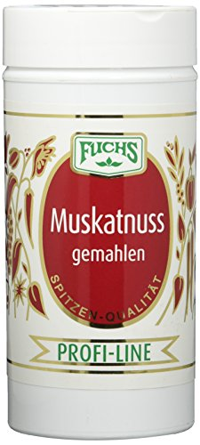 Fuchs Muskatnuss gemahlen, 1er Pack (1 x 150 g)