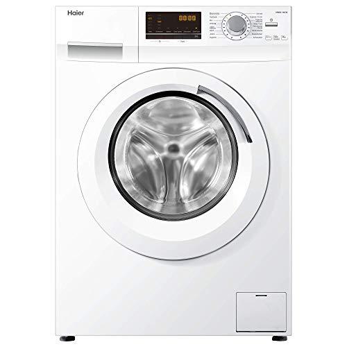 Haier HW80-14636 Waschmaschine FL/A+++ / 195 kWh/Jahr / 1400 UpM / 8 kg/Aqua Protect/Antibakterielle...