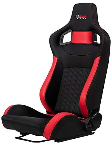 GT OMEGA Racing RS6 Seat + Seat Sliders