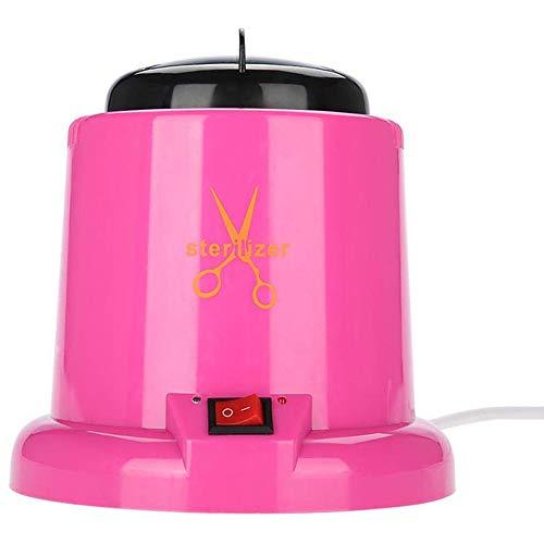 Moligh doll Maquillage Tatouage Nail Art Outils Nettoyage Machine de DéSinfection Haute TempéRature Rose Rouge Prise UE