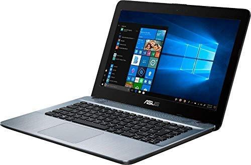 2019 Asus 14' HD backlight Display Laptop PC, AMD A6-9225 2.6GHz APU, 4GB DDR4 SDRAM, Stereo speakers, USB 3.0, HDMI, WiFi, Bluetooth, Windows 10, 500GB SATA Hard Drive (Renewed)