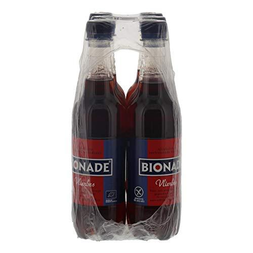 Bionade Holunderbeersaft 50cl 6 PET-Flaschen x 50 cl