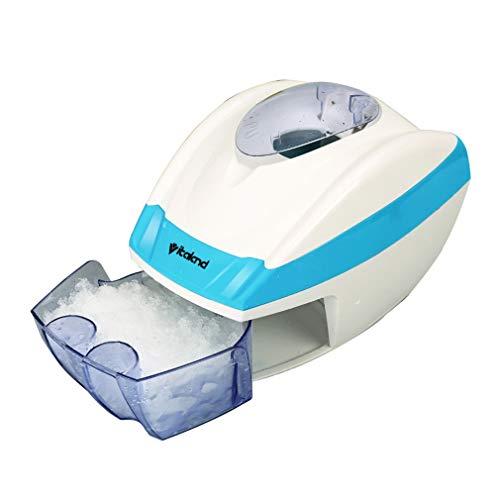ALUK- Eismaschine, Elektrische Eisrasiermaschine, Gewerblicher Milchteeladen, Eisbrecher, Haushalt Und Gewerbliche Nutzung