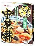 マルハ 金のどんぶりお手軽満足中華丼 210g×10箱