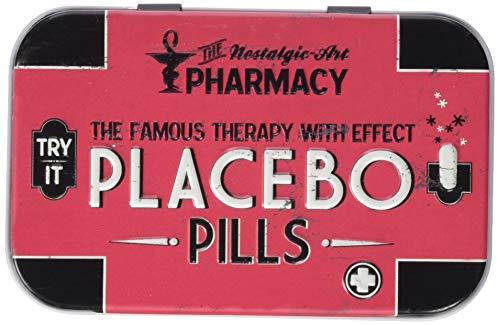 Nostalgic-Art Pharmacy - Placebo Pills, Pillendose XL, 1er Pack (1 x 40 g)