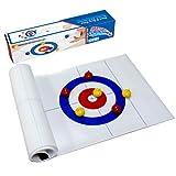 barsku Curling Game Giochi per Famiglie Shuffleboard per Bambini e Adulti Giochi da Tavolo, Regali di Compleanno per Giochi di Viaggio per Bambini archiviazione compatta