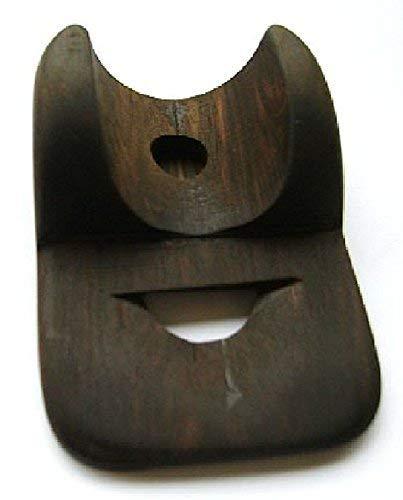 Fair Trade amazonischen Samba Nasenflöte - Dark