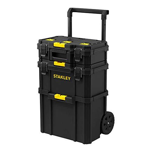 Stanley STST83319-1 Taller móvil 3 en 1, Multicolor (Multicolor)