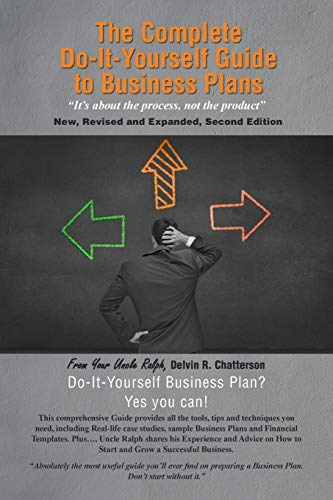 Book: The Complete Do-It-Yourself Guide to Business Plans by Delvin Chatterson