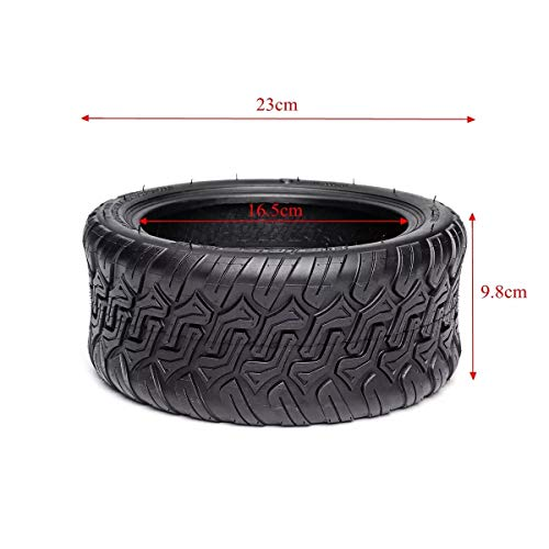 Wooya Ninebot Minipro Scooter Off Road Neumático Tubeless Neumático para Segway Minilite Scooter-01#