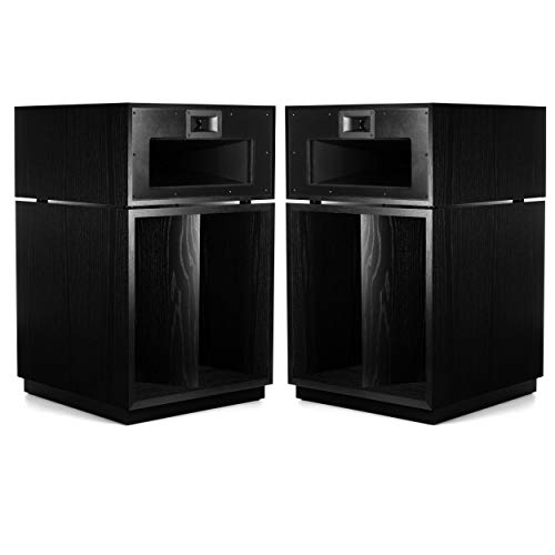 Purchase Klipsch La Scala AL5 Floorstanding Speakers Black Satin Ash (Pair)