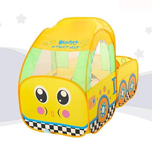 Speelhuisjes voor kinderen Buiten- en binnenspeeltent Waterdichte auto Speelhuis/kasteel/tent Speelgoed met draagtas als beste cadeau voor 1-8 jaar oude kinderen/jongen/meisjes/baby/baby