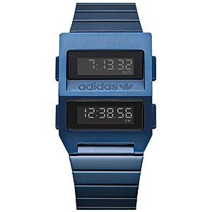Adidas by Nixon Reloj Digital para Hombre de con Correa en Acero Inoxidable