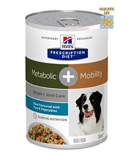 Hills - Diet Canine Stew - Metabolic + Mobility - Feuchte 1 x 354g