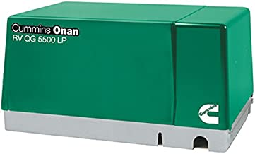 Best cummins onan qg 5500 propane rv generator Reviews