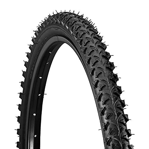 TADYL Neumático De Bicicleta, Adulto Unisex, 29 X 1.95 Cubiertas MTB Continental, Negro