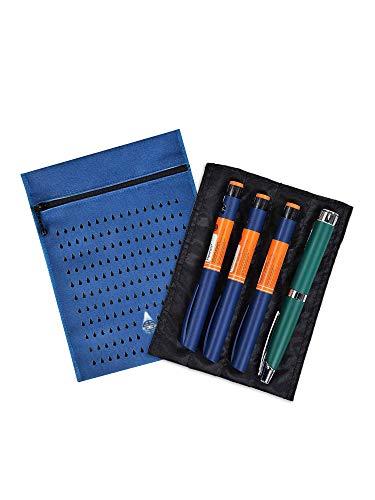 Dia-Cool Kühltasche für 4 Insulin-Pens und Medikamente um Ihr Insulin auf der richtigen Temperatur zu halten.