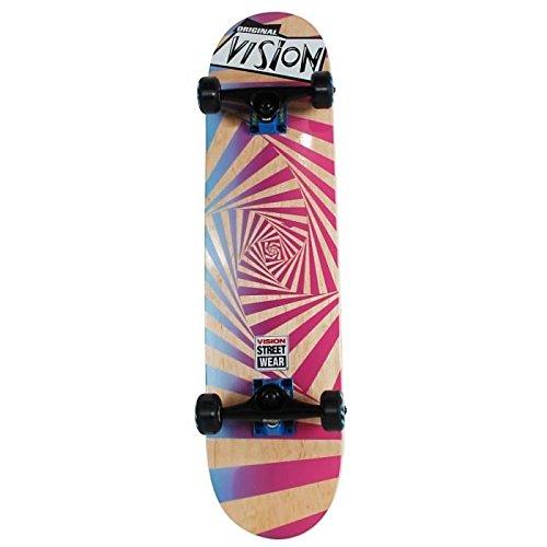 Vision Legend Gator Wood Skateboard 78,8 cm (31 Zoll) blau