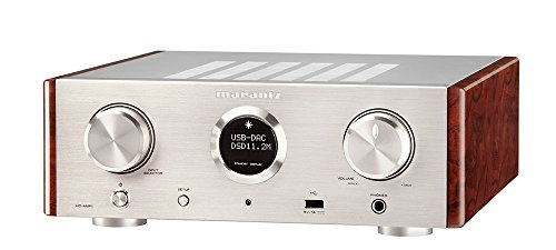 marantz プリメインアンプ ハイレゾ音源対応/USB-DAC シルバーゴールド HD-AMP1/FN
