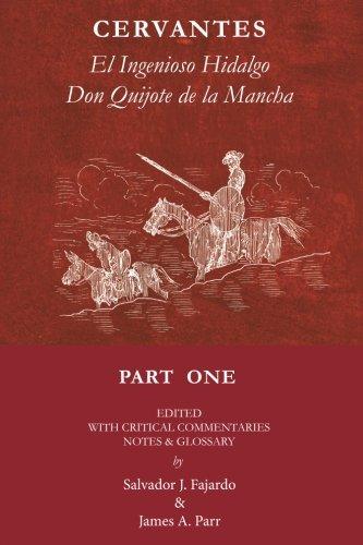 Don Quijote: El Ingenioso Hidalgo Don Quijote de la Mancha: 1