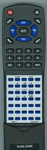 Replacement Remote for 160312, MSB3786-EO, PGSSGS500