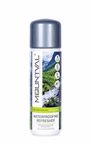 Mountval Waterproofing Refresher, de oplossing voor het wassen van waterdichte regenkleding en wandelkleding