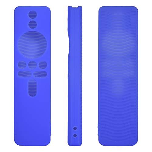 VENTDOUCE Funda de Silicona para XIAOMI MI Box S Remote, Funda Protectora de Silicona para Control Remoto Compatible con Accesorios MI Box S, Ligero, Antideslizante, a Prueba de Golpes