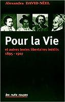 Pour La Vie 2913112005 Book Cover