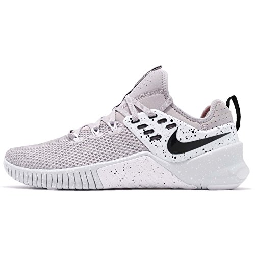 Nike Men's Metcon Free Training Shoe Atmosphere Grey/Black-Pure Platinum 10.0