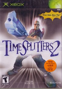 Time splitters 2 - XBOX - US