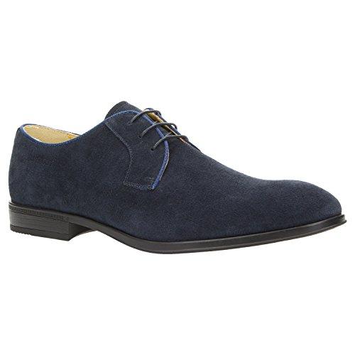 Zweigut® Smuck #271 Suede Derby Sneaker Business Schoen Comfort Koning Ultraflexibel en licht