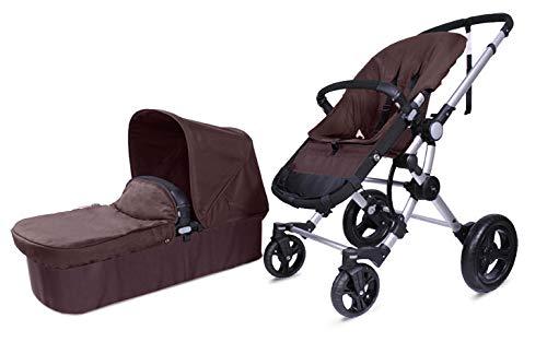 Baby Ace 8437030574409 - Carritos con Capazos, unisex, 11500 g