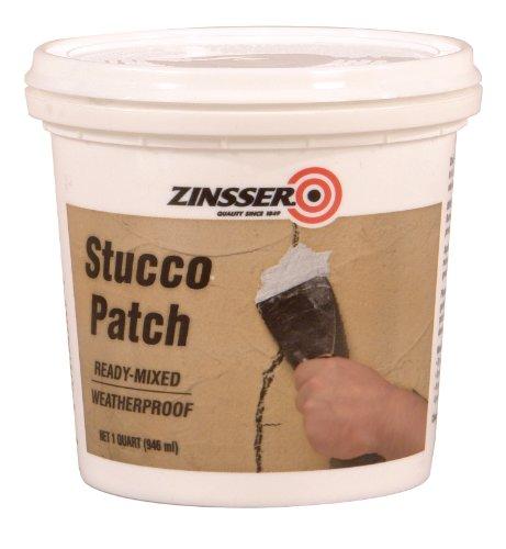 Rust-Oleum 60584 Stucco Patch, 1-Quart, White