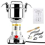 Homend High Speed 700g Electric Grain Mill Grinder Powder Machine Spice Herb Grinder 2500W 70-300...