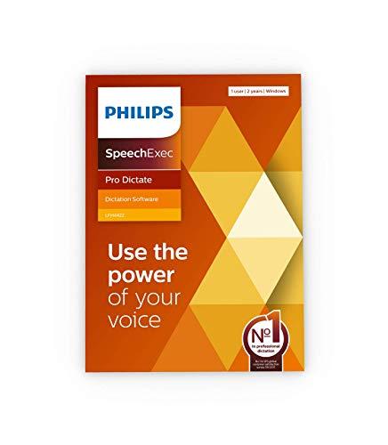 Philips LFH4422/00 Diktiersoftware SpeechExec Pro 2-Jahres-Abo