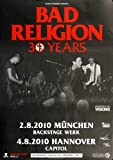Bad Religion - 30 Years Mix, München & Hannover 2010 »