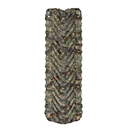 Klymit Unisex's Insulated Static V Sleeping Pad, Kings Shadow-2020, One Size