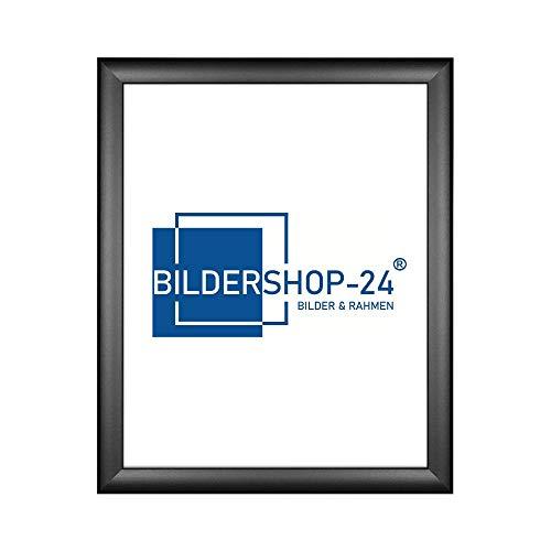 Bilderrahmen (Valencia) 18X24 (Zoll/inch) | 45,7X60,9cm Schwarz (matt)