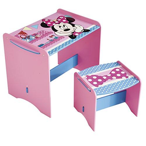Worlds Apart 461MIZ01EM  Minnie Mouse Mein Erster Schreibtisch und Stuhl