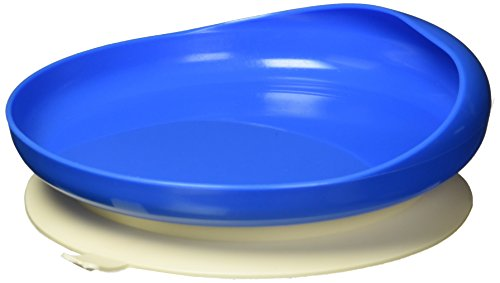 Maddak SP Ableware Scooper Plate with Suction Cup Base