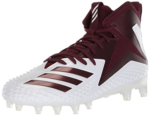 adidas Men's Freak X Carbon Mid Football Shoe,...