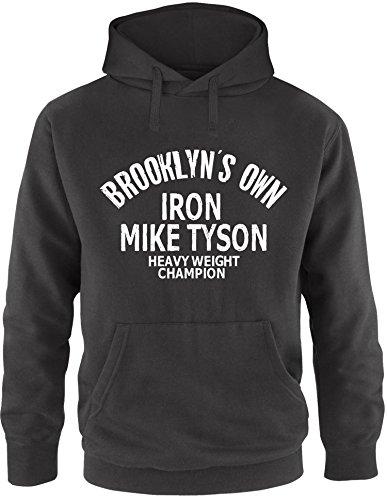 EZYshirt Brooklyn`s Own Iron Mike Tyson Herren Hoodie
