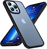 SPIDERCASE Matt Serie Hülle Kompatibel mit iPhone 13 Pro Hülle, [6,1''] [Militärischer...