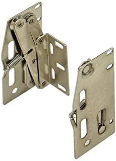 Hafele 545.29.990 Hinge Set for Sink Front Tip Out Trays, Steel